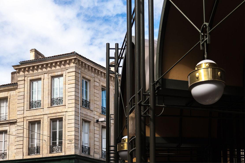 Le Courbin Bordeaux - Location d'appartements haut de gamme à Bordeaux